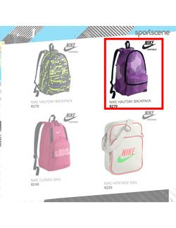Special Nike Halfday Backpack Each Wwwguzzlecoza
