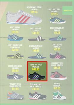 Adidas Ladies' Neo Track Sneakers