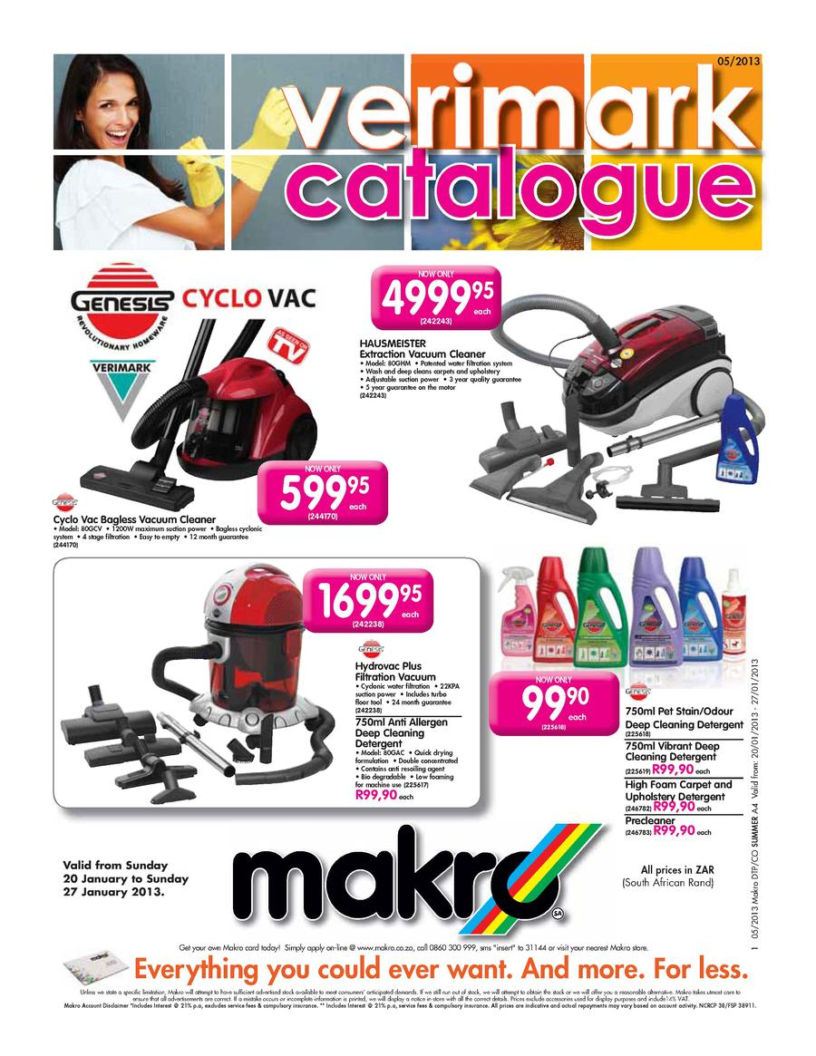 Makro   Verimark Catalogue (20 Jan - 27 Jan 2013) — www.guzzle.co.za fcaceee0cde
