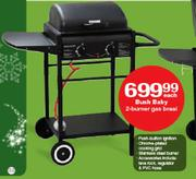 Special Bush Baby 2-Burner Gas Braai-Each — www.guzzle.co.za