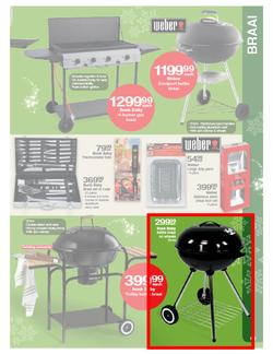 Special Bush Baby Kettle Braai On Wheels-57cm Each — www ...