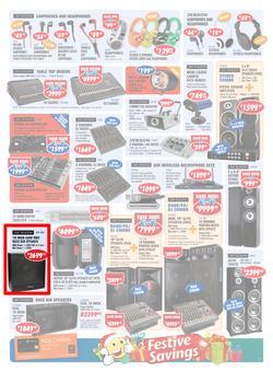 Special Dixon 18 Inch 600w Rms Bass Bin Speaker Ssw 1802 Www Guzzle Co Za
