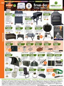 Agrimark : Spring Savings (29 Aug - 29 Sept 2018)