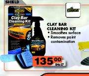 Special Shield Clay Bar Cleaning Kit-SH657 — www guzzle co za