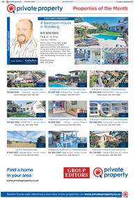 Private Property : Properties Of The Month (1 Nov - 30 Nov 2018)