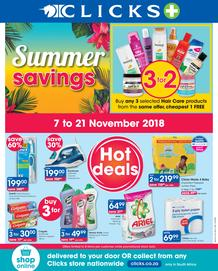 Clicks : You Pay Less (7 Nov - 21 Nov 2018)