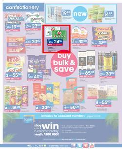 Special Clorets Eliminator Or Sugarfree Gum Packs-3 Per
