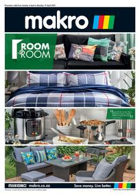Makro : Room by Room (04 April - 19 April 2021)