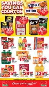 OK Foods : Savings You Can Count On (23 April - 03 May 2020)