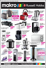 Makro : Russell Hobbs (17 May - 05 June 2020)