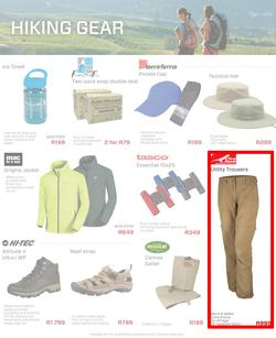 Trappers : Get Geared Up (7 March - 30 April 2018), page 6