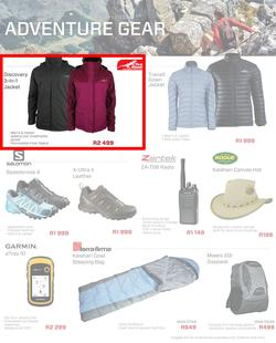Trappers : Get Geared Up (7 March - 30 April 2018), page 7