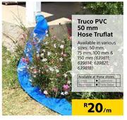Special Truco Pvc 50mm Hose Truflat Per M Wwwguzzlecoza