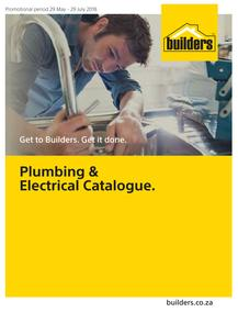 Builders : Contractors Catalogue (29 May - 29 July 2018)