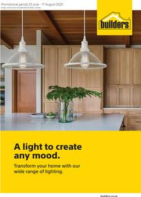 Builders : A Light To Create Any Mood (23 June - 17 August 2020)