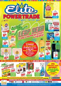 Elite Cash & Carry : Leap Year (19 Feb - 03 Mar 2020)