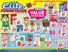 Elite Cash & Carry : Great Value Discount Deals! (11 March - 17 March 2020)