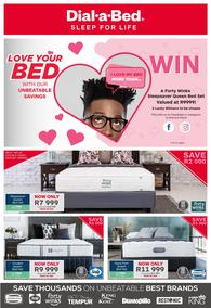 Dial A Bed : Love Your Bed (Valid Until 26 Feb 2020)