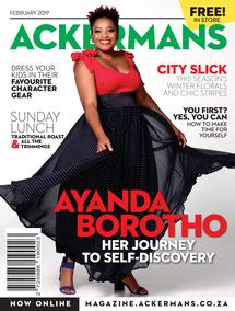 Ackermans  : Magazine (01 Feb - 28 Feb 2019)