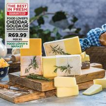 Food Lovers Market : The Best In Fresh (31 May - While Stock Last)