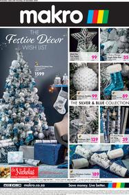Makro : Festive Decor (18 October - 24 December 2020)