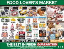 Food Lovers Market Western Cape (17 Sep - 22 Sep 2019)