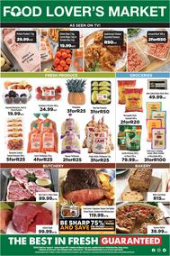 Food Lovers Market Western Cape (13 Aug - 18 Aug 2019)
