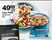 Cape Point Seafood Mix-700g Each