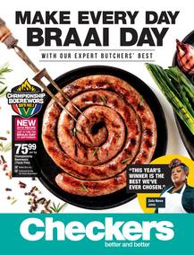 Checkers : Make Every Day Braai Day (14 Sep - 30 Sep 2018)