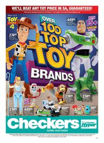 Checkers : Toy Promotion (16 Jun - 07 Jul 2019)