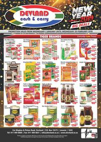 Devland Cash And Carry (02 Jan - 20 Feb 2019), page 1