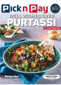 Pick n Pay Western Cape : Well Wishes Over Putassi (10 Sep - 23 Sep 2018)