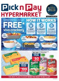 Pick n Pay Hyper (08 Apr - 22 Apr 2019)