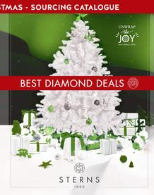 Sterns : Best Diamond Deals (01 Nov - 25 Dec 2019)
