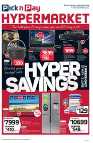 Pick n Pay Hyper : Stretch Your Budget (21 May - 03 Jun 2018)