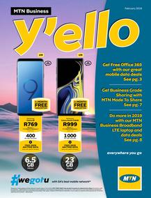 MTN : Business (01 Feb - 28 Feb 2019)