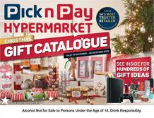 Pick n Pay Hyper : Gifting Ideas (19 Nov - 26 Dec 2018)