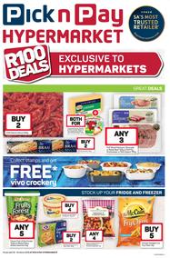 Pick n Pay Hyper : 100 Deals (18 Mar - 24 Mar 2019)