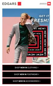 Edgars : Get It Fresh (13 Jun - 16 Jun 2019)