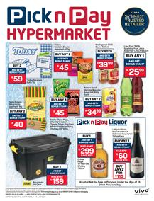 Pick n Pay Hyper : Vivo Ovenware Savings (23 Apr - 05 May 2019)
