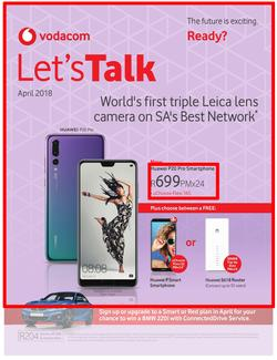 Vodacom (03 Apr - 06 May 2018), page 1