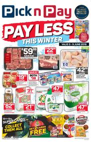 Pick n Pay Western Cape : Pay Less This Winter (03 Jun - 09 Jun 2019)