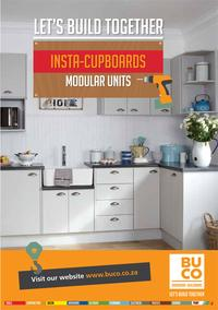 BUCO : Insta-Cupboards (29 May - 31 Dec 2018)