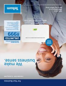 Telkom Business (01 Dec - 31 Jan 2020)