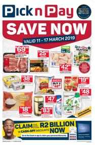 Pick n Pay Western Cape  : Save Now (11 Mar - 17 Mar 2019)