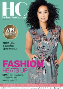 Home Choice : HC Fashion (01 Oct - 31 Oct 2018)