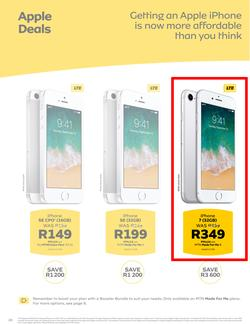 c86a471e10f Special Apple iPhone 7 32GB LTE-On MTN Made For Me S — www.guzzle.co.za