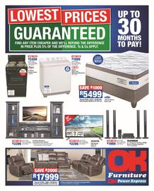 OK Furniture : Lowest Prices Guaranteed (23 Jul - 4 Aug 2019)