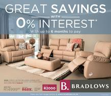 Bradlows : Great Savings (17 Apr - 14 May 2019)