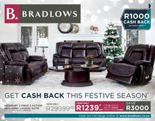 Bradlows (3 Dec - 24 Dec 2018)